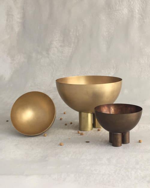 Tableware by Steven Bukowski seen at Steven Bukowski Studio, Brooklyn - Upright Bowl