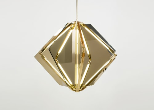 Bec Brittain - Lamps and Lighting