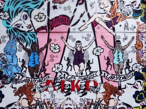 Lady Aiko Studio - Murals and Art