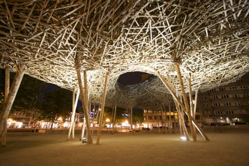 Arne Quinze - Public Sculptures and Sculptures