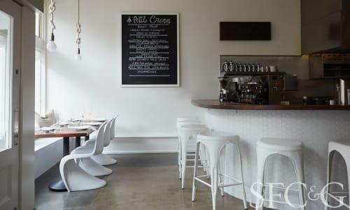 Petit Crenn, Restaurants, Interior Design