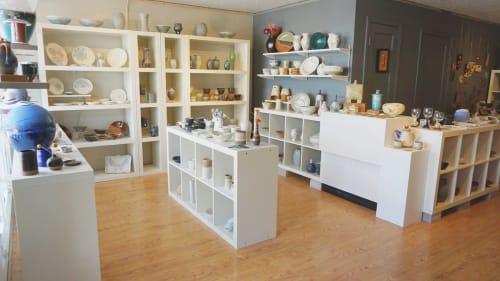 Sunset Canyon Pottery, Burnet Road, Austin, TX, United States, Studios, Interior Design