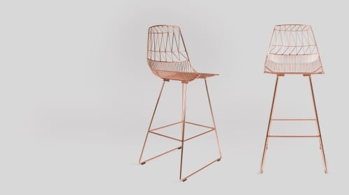 Chairs by Bend Goods seen at Launderette, Austin, TX, Austin - The Bar Stool