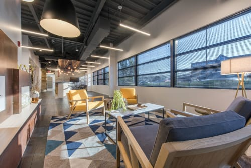 LinkedIn - Omaha, Offices, Interior Design