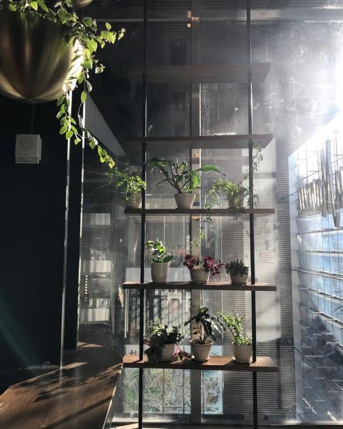 Vases & Vessels by Jessie Lazar, LLC seen at 3DEN, New York - Custom Planter installation