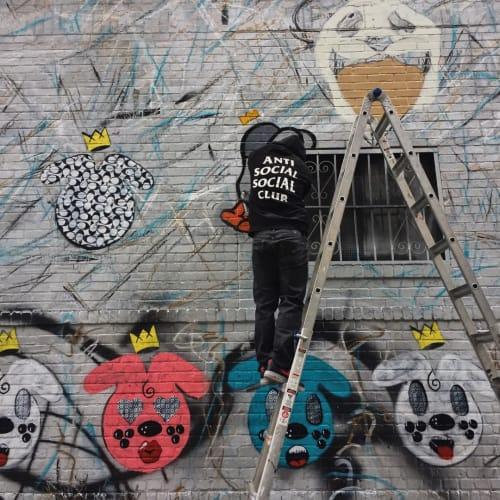 Street Murals by The DRiF - Mural