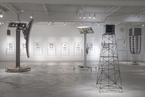 Ace Gallery Los Angeles, Art Galleries, Interior Design