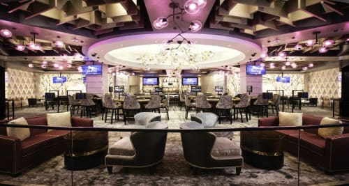MGM National Harbor Resort & Casino, Hotels, Interior Design