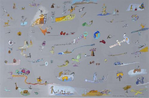 Dina Bursztyn - Art and Public Mosaics