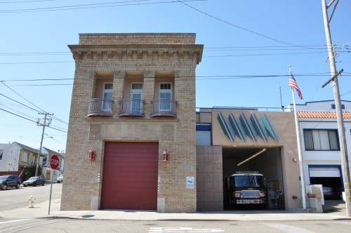 San Francisco Fire Department Station 44