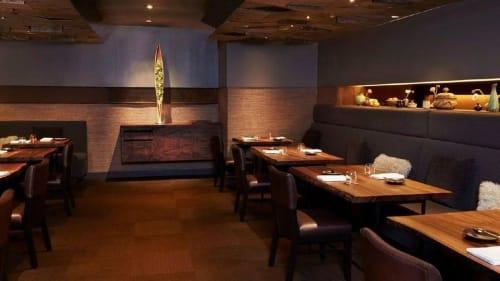 COI, Restaurants, Interior Design