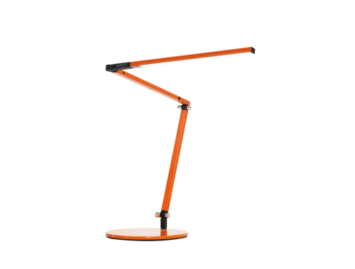 Lamps by Koncept seen at Private Residence, Austin - Z-Bar Mini Desk Lamp