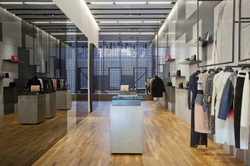 Proenza Schouler, NY, Stores, Interior Design