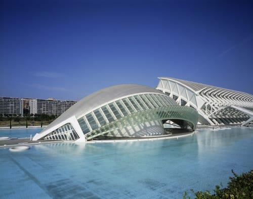 Santiago Calatrava - Public Sculptures and Public Art