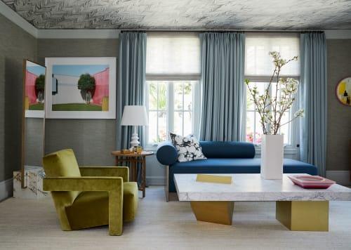 Interior Design by Anyon Design & Atelier seen at SF Decorator Showcase 2019, San Francisco - Artist in Residence Retreat