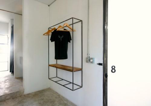 Furniture by Stu Waddell seen at Drift San Jose, San José del Cabo - Wardrobe