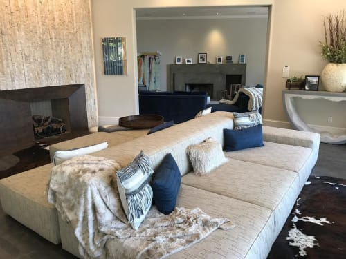 Couches & Sofas by Hardesty Dwyer & Co seen at Private Residence, Sonoma - Upholstered Sofa