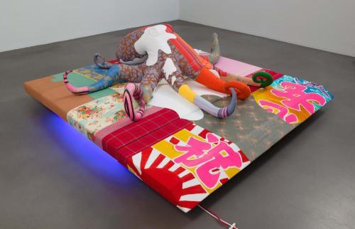 Cosima von Bonin - Sculptures and Art