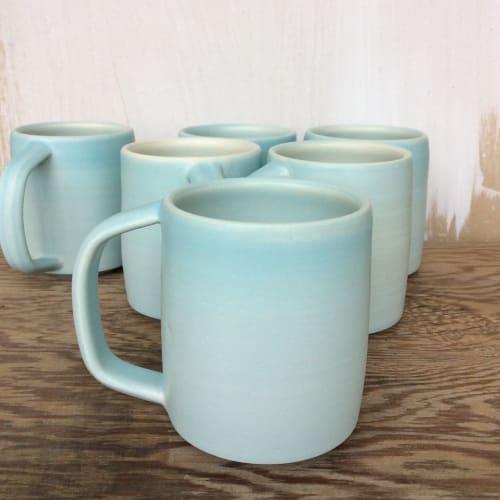 Tableware by Jereds Pottery at h2hotel, Healdsburg - Healdsburg Mug