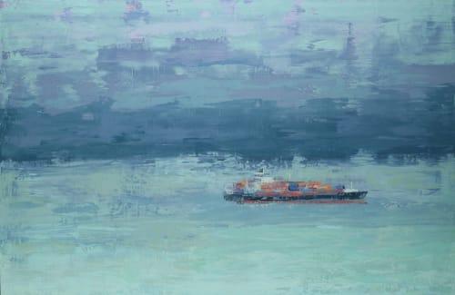 Suzy Barnard - Paintings and Art