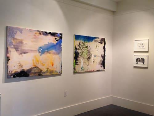 Bernd Haussmann - Paintings and Art