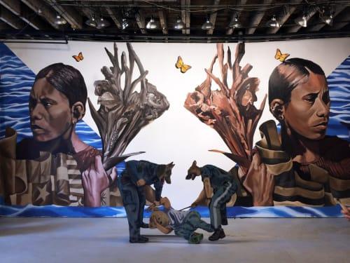 Layqa Nuna Yawar - Street Murals and Public Art