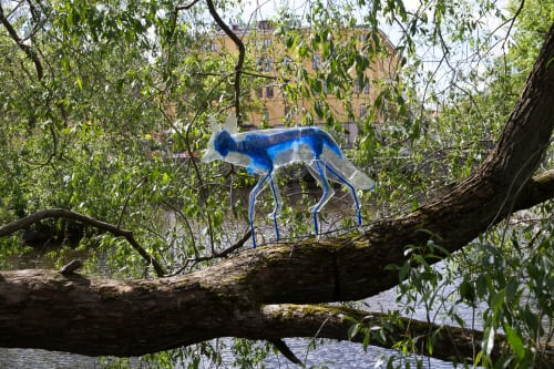 Michael McGillis - Public Sculptures and Public Art
