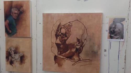 Josef Norris - Murals and Art