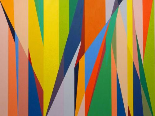 Odili Donald Odita - Paintings and Art