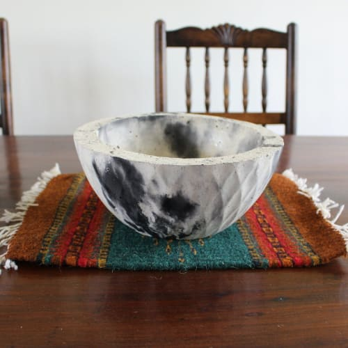 """Tableware by Hannah Harriet seen at Private Residence, Richmond - """"Crisscross Bowl"""""""