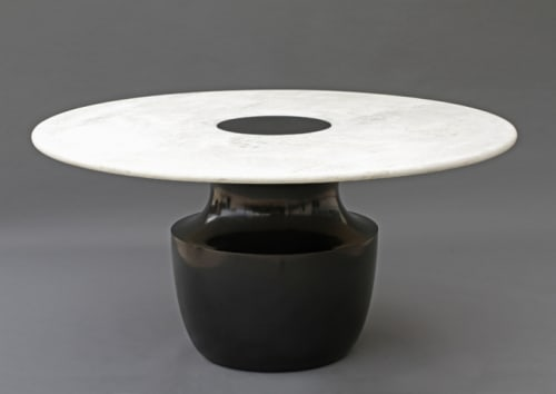 Tables by Eric Schmitt seen at The Mark, New York - Jarre