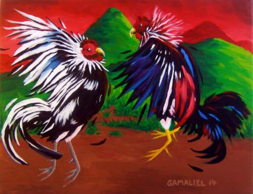 Gamaliel Ramirez - Street Murals and Public Art