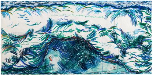 Raymond Pettibon - Murals and Art