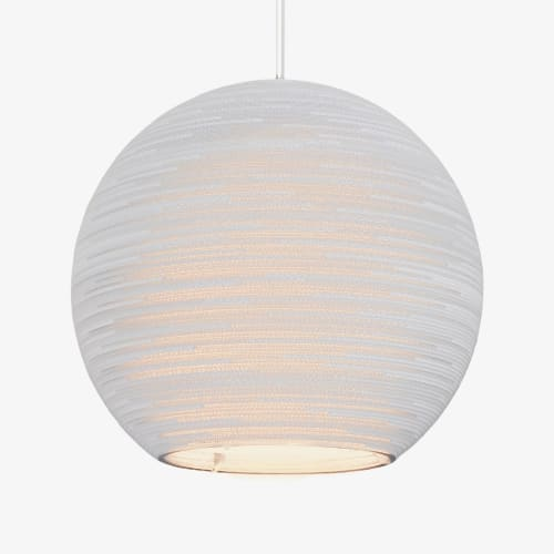 Pendants by Graypants seen at Bauarena Volketswil, Volketswil - Arcturus Pendant White