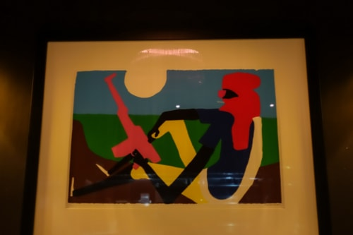 Paintings by Todd James seen at Californios, San Francisco - Artwork - Come Sail Away