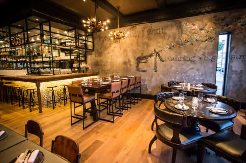 Little Sister, Restaurants, Interior Design