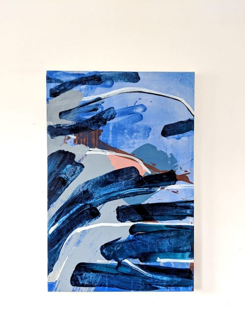 Paintings by Anne Abueva Studio - Boca de Inferno