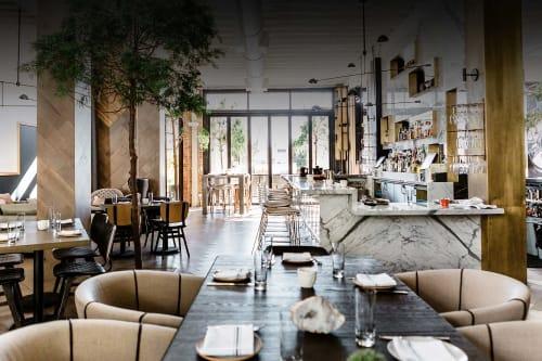 Norah, Bars, Interior Design