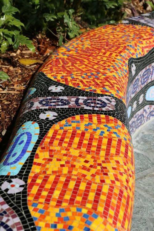 Mosaic Artworks | Public Mosaics by Symmetry Mosaics