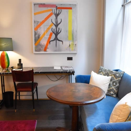 Art & Wall Decor by Reed Anderson seen at The Beekman, A Thompson Hotel, New York - Hangman