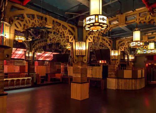 Interior Design by Chris Kofitsas seen at Flash Factory NY, New York - Interior Design