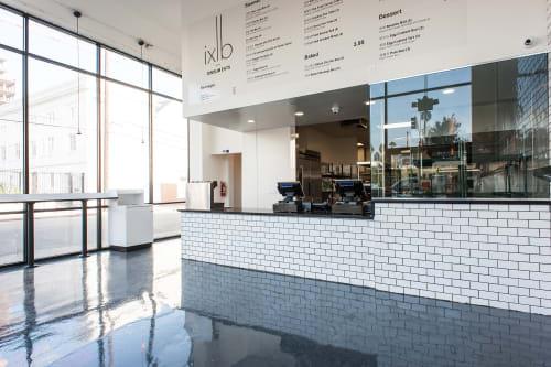 IXLB Dimsum Eats, Restaurants, Interior Design
