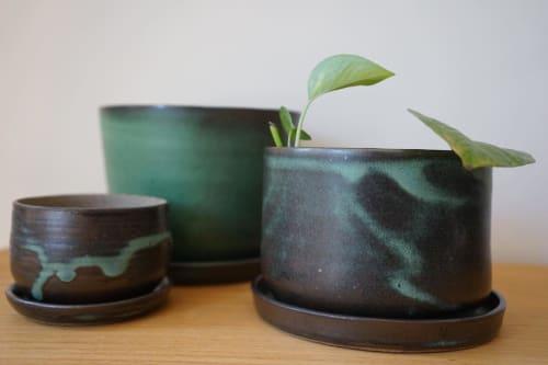 Vases & Vessels by Jessie Lazar, LLC seen at Tula Plants & Design, Brooklyn - Planter