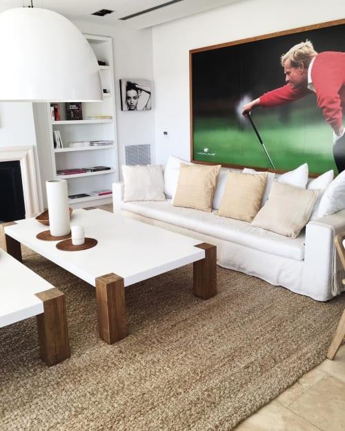 Rugs by AWANAY seen at Pilara Golf club, Pilar - SIENA rug