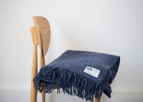 Linens & Bedding by Seljak Brand seen at Mark Tuckey, Fitzroy - Blankets