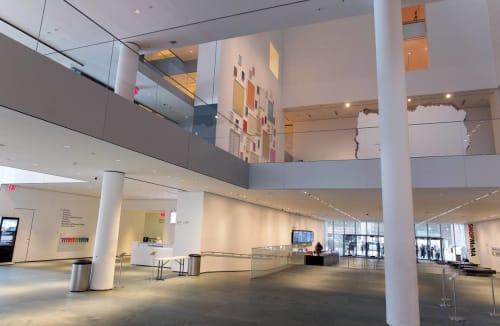 MoMA (Museum Of Modern Art), Art Galleries, Interior Design