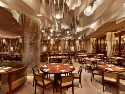 Nobu Miami, Restaurants, Interior Design