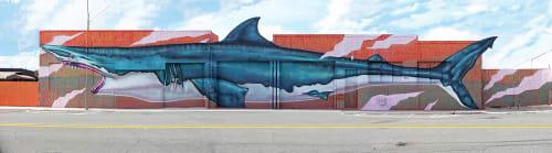 "Federico ""Iena Cruz"" Massa - Murals and Street Murals"