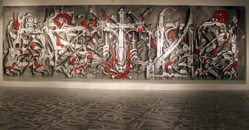 RETNA - Murals and Art