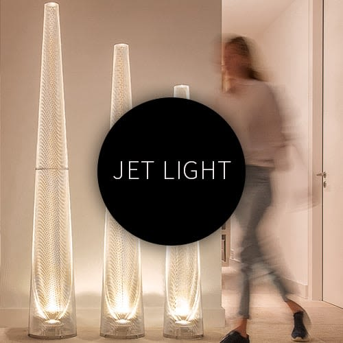 Lighting by FERROLIGHT Design seen at Private Residence, Alphen aan den Rijn - JET LIGHT